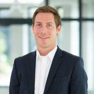 Head of Sales, Account Management & Marketing Cornelius Dalm